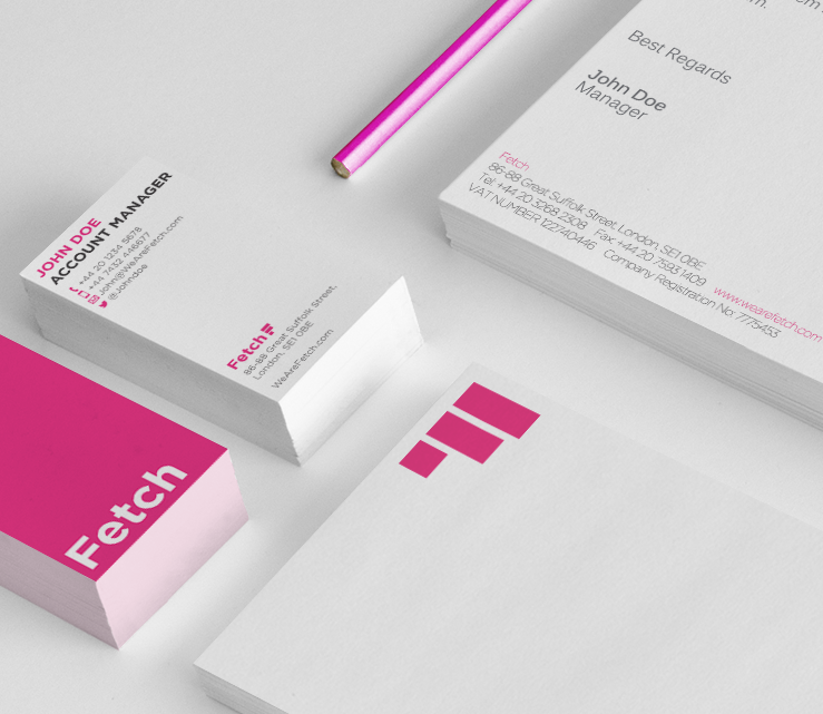 Fetch Corporate Identity