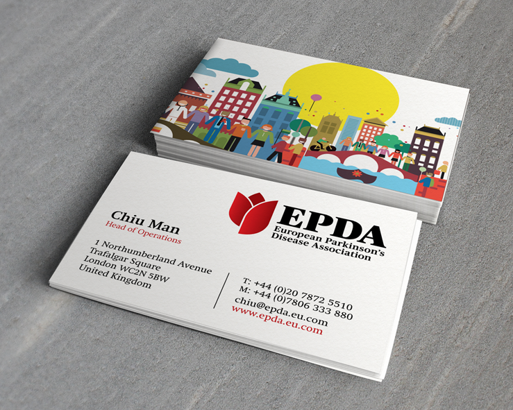 EPDA Business Card